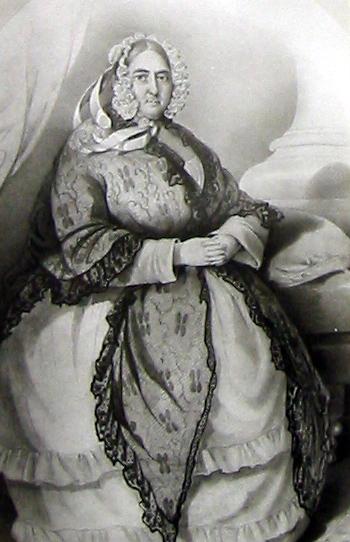 Prochaska Isabella geb Beelen 1786-10-04-1850-04-14Silbers~1